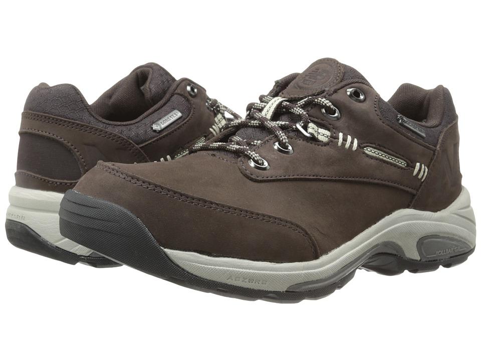 New Balance - WW1069 (Brown) Women's Walking Shoes
