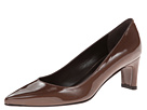 Stuart Weitzman News - Brown Sugar Aniline
