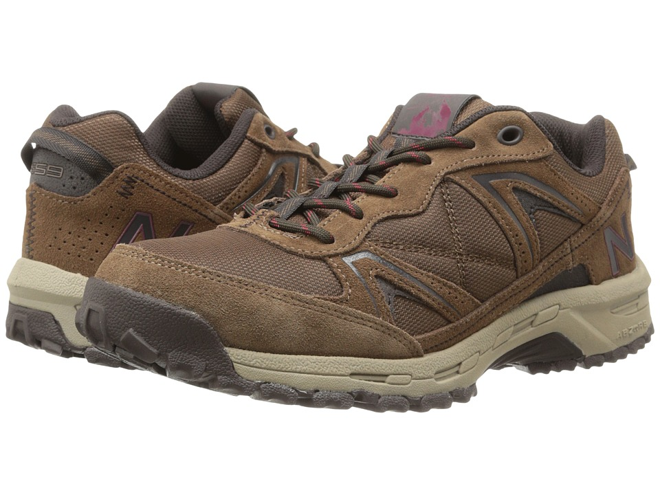 New Balance - MW659 (Brown 2) Men's Shoes