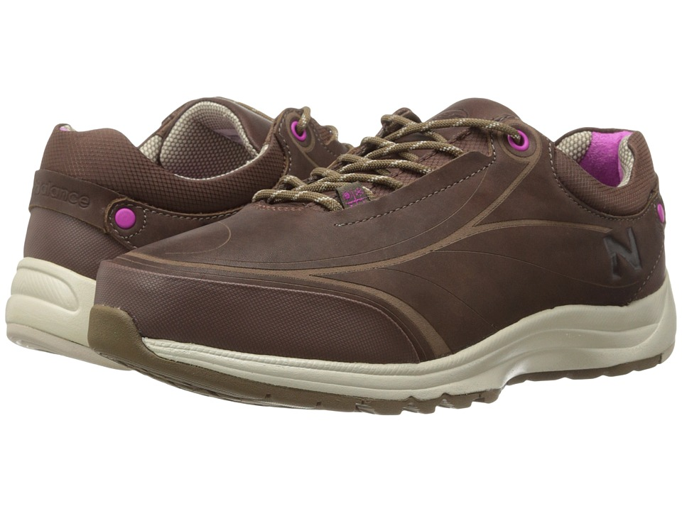 New Balance - WW999 (Brown) Women