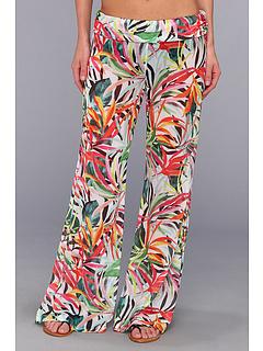 SALE! $64.99 - Save $62 on La Blanca Glamazon Mesh Pants (Multi) Apparel - 48.83% OFF $127.00