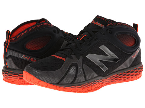 New Balance - Fresh Foam MX80 (Black/Red) Men's Shoes