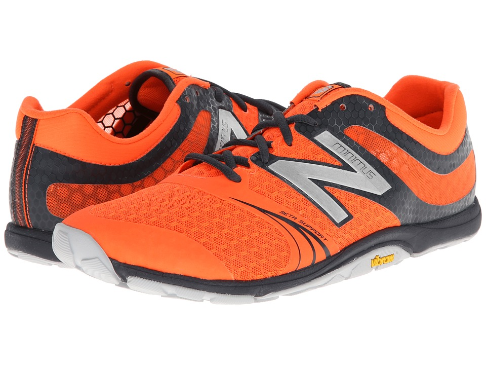New Balance - MX20v3 (Orange/Grey) Men's Cross Training Shoes