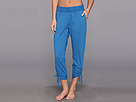 DKNY Jeans Pull On Sweatpant with Ankle Ties