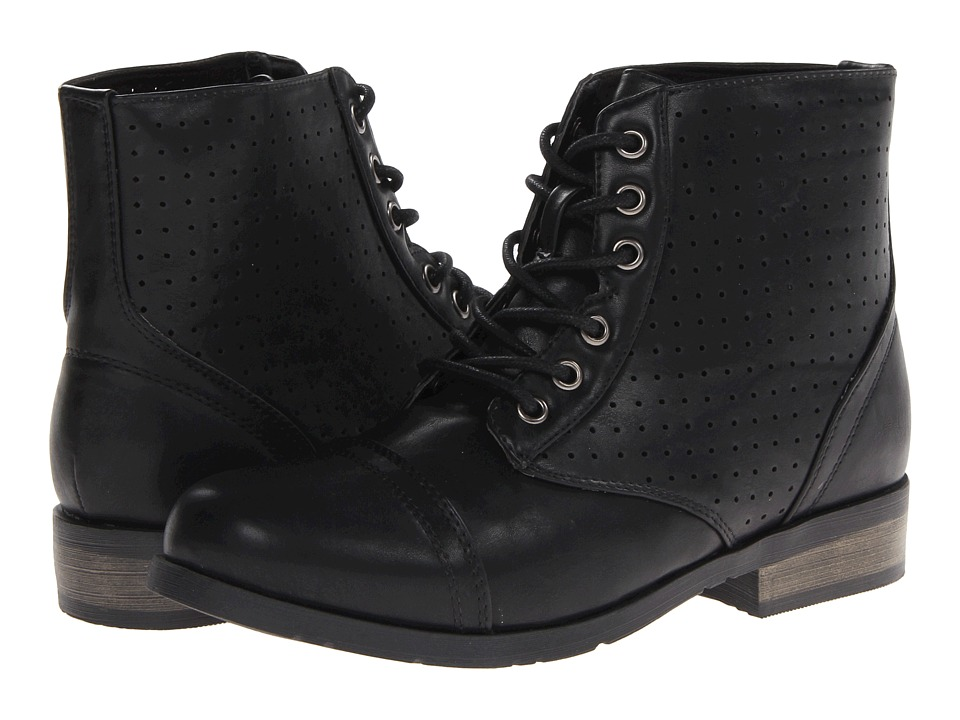 Wanted - Sarajevo (Black) Women's Boots