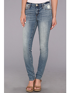 SALE! $36.99 - Save $43 on DKNY Jeans Ave B Ultra Skinny Jean in Rodeo Wash (Rodeo Wash) Apparel - 53.47% OFF $79.50