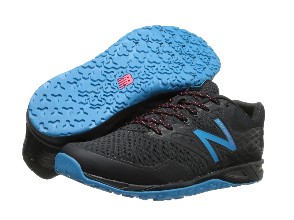 New Balance - WX00 (Black/Blue) Women's Shoes
