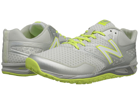 New Balance - WX00 (Grey/Yellow) Women's Shoes
