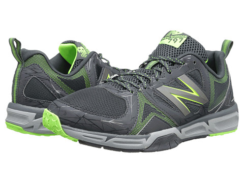 New Balance - MX797v3 (Grey/Green) Men's Cross Training Shoes
