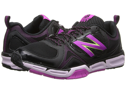 New Balance - WX797v3 (Black/Purple) Women