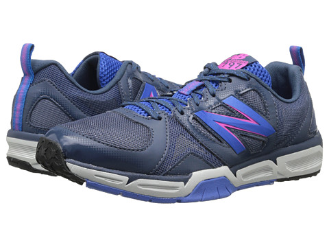 New Balance - WX797v3 (Dark Grey/Blue) Women's Cross Training Shoes