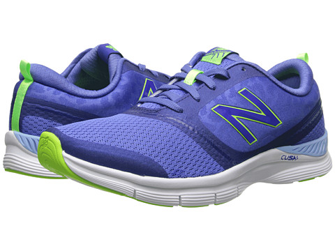 New Balance - WX711 (Blue Animal Print) Women's Shoes