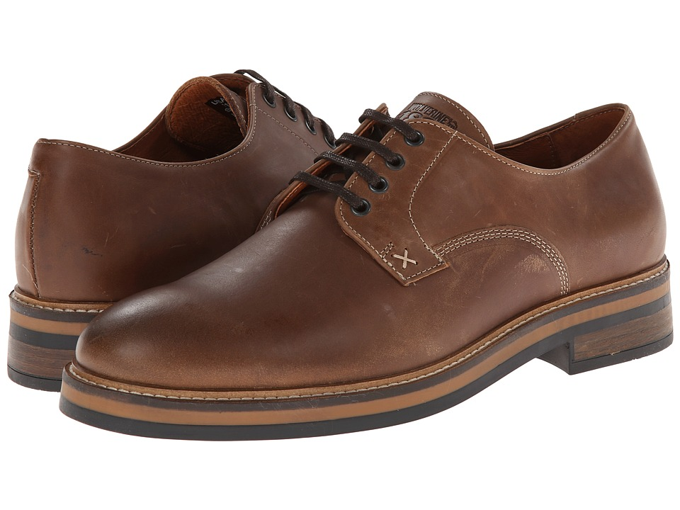 Wolverine - Javier Oxford (Tan) Men's Shoes