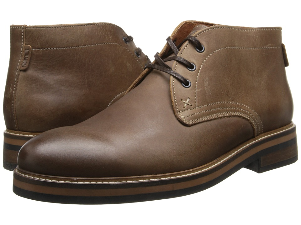 Wolverine Francisco Chukka (Tan) Men