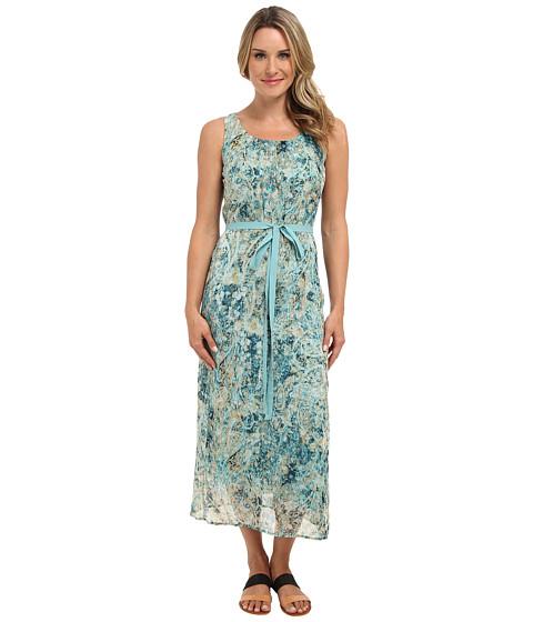 NIC+ZOE - Daybreak Faint Impressions Maxi Dress (Multi) Women