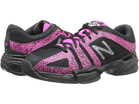 New Balance - WC1005 (Black/Pink) Women
