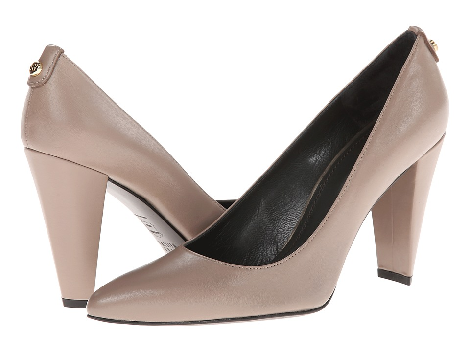 Stuart Weitzman - Logopower (Cement Kid) High Heels