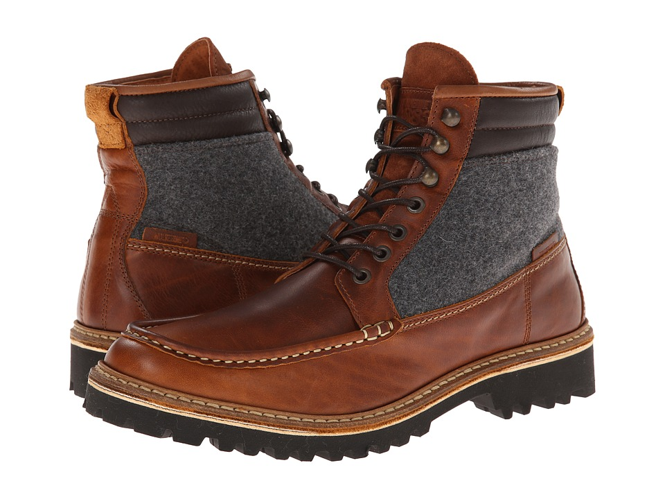 Wolverine Ricardo Moc Toe Boot (Brown) Men