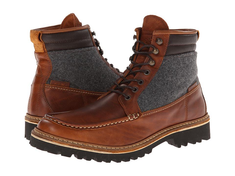Wolverine - Ricardo Moc Toe Boot (Brown) Men's Boots