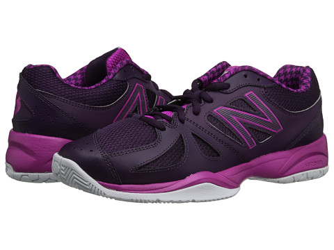 New Balance - WC696 (Poisonberry) Women's Shoes