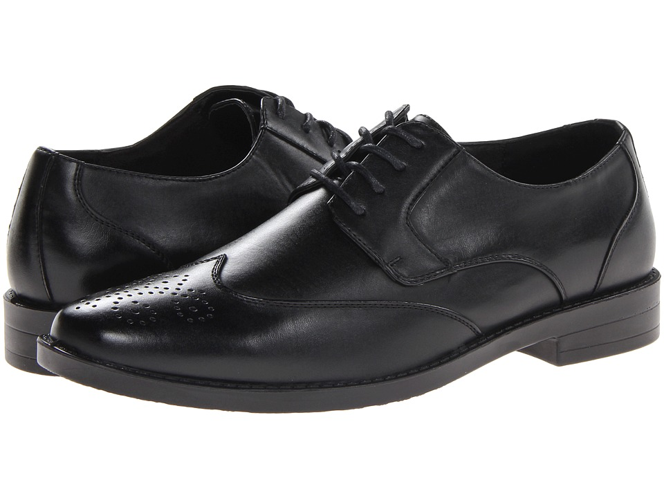 Soft Stags Chuck Mens Shoes (Black)