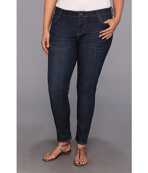 KUT from the Kloth - Plus Size Mia Skinny Jean in Wise (Wise) Women's Jeans
