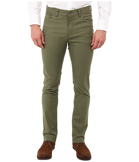Ben Sherman - EC1 Five-Pocket Chino (Four Leaf Clover) Men's Casual Pants