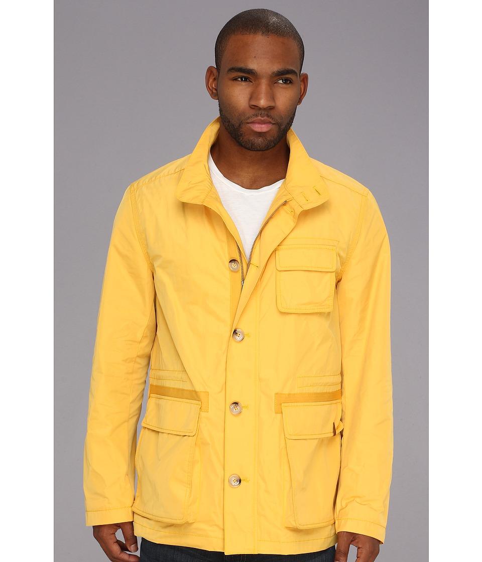 Ben Sherman - Memory Poly Field Jacket (Gold) Men's Coat
