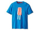 Nike Kids Popsicle Lane TD Tee (Little Kids/Big Kids) (Light Photo Blue/Team Orange)
