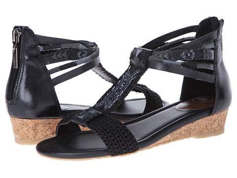 The Sak - Sahara (Black Sparkle) Women's Sandals