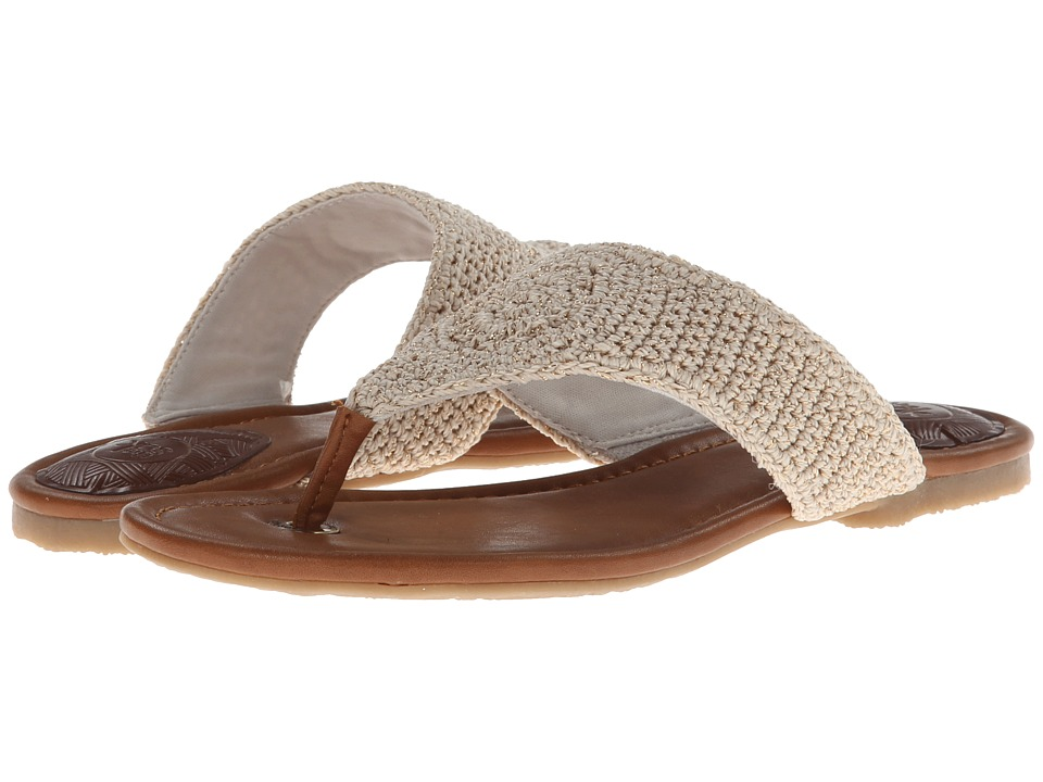 The Sak - Shana (Eggshell Sparkle) Women's Sandals