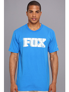 SALE! $15.99 - Save $13 on Fox Subtrust S S Tech Tee (Blue) Apparel - 43.89% OFF $28.50