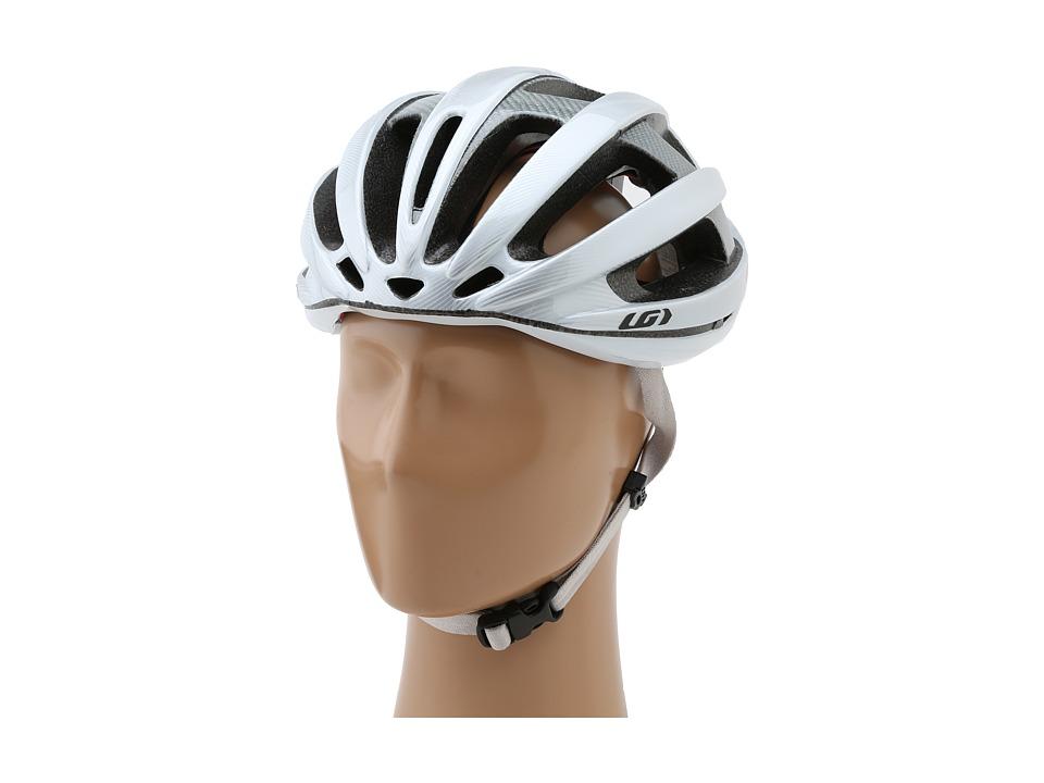 Louis Garneau - Quartz II (White Custom) Helmet