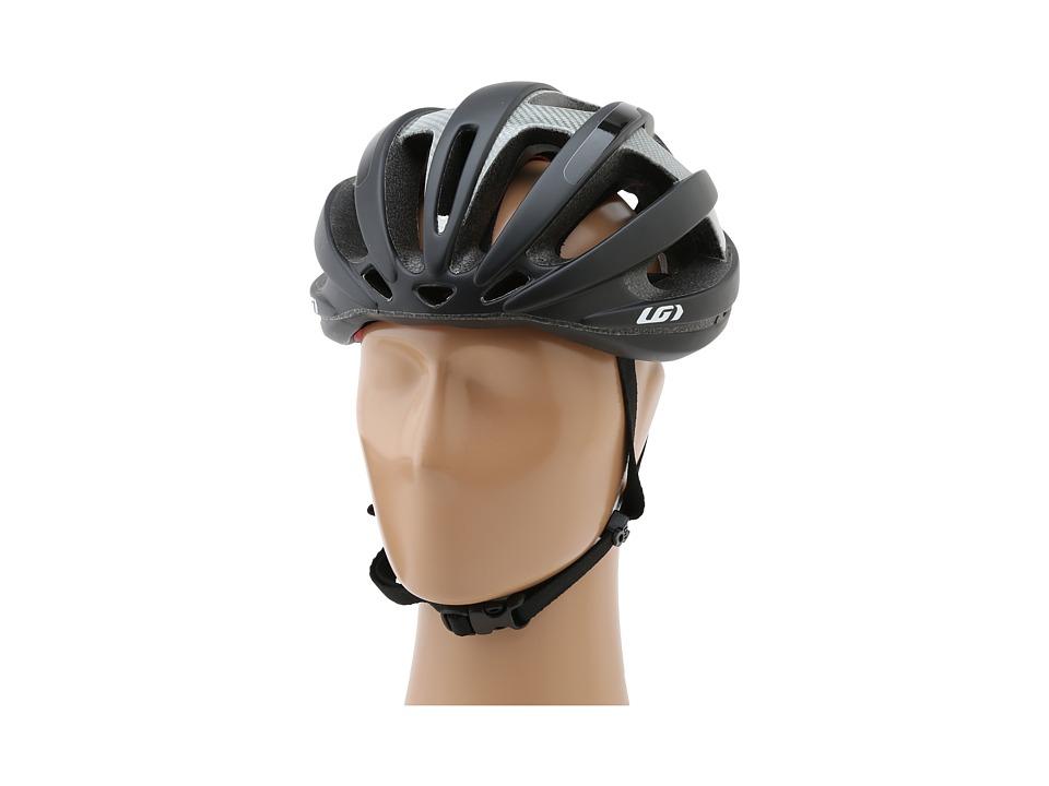Louis Garneau - Quartz II (Matte Black) Helmet