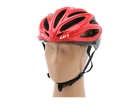 Louis Garneau - Sharp (Red/Black) Helmet