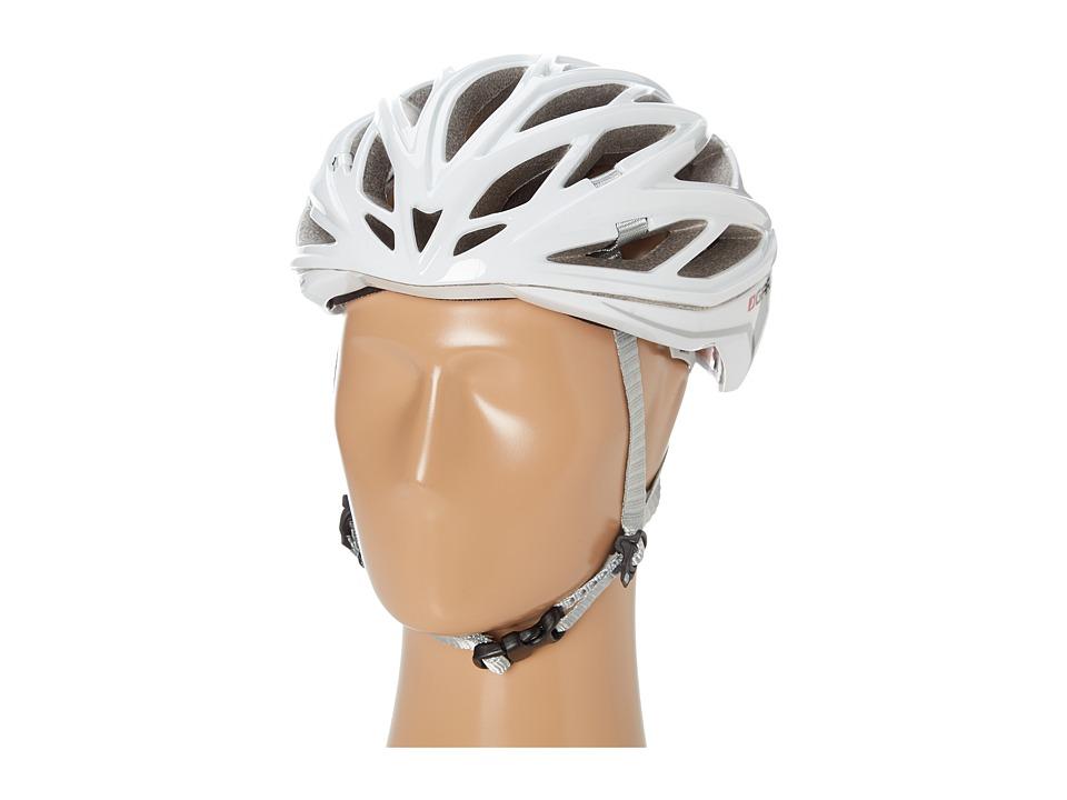 Louis Garneau - X-Lite (White/Silver) Helmet