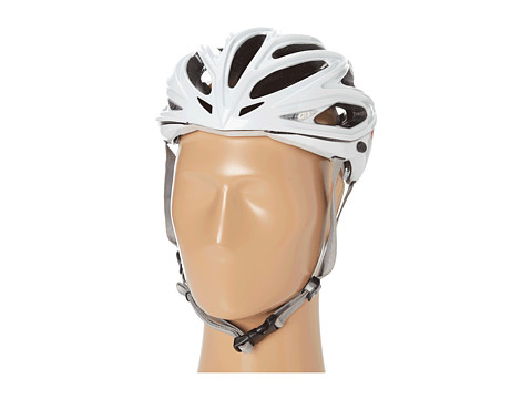 Louis Garneau - Sharp (White/Silver) Helmet