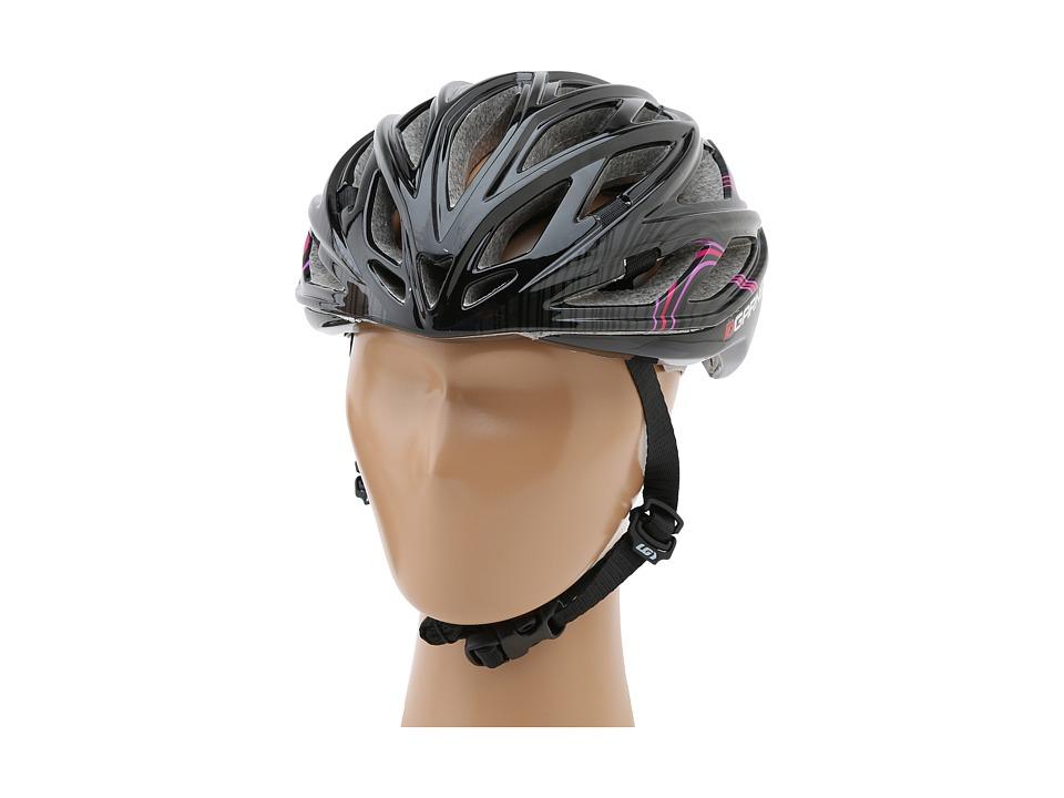 Louis Garneau - X-Lite (Black/Pink) Helmet