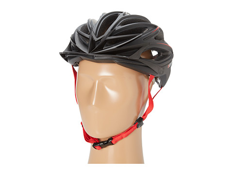 Louis Garneau - Edge (Black/Red) Helmet