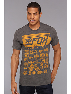 SALE! $14 - Save $14 on Fox Risk Device S S Premium Tee (Charcoal) Apparel - 50.00% OFF $28.00