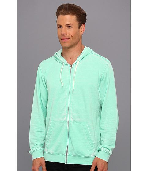 UNIONBAY - Shane Burnout Hoodie (Spring Bud) Men's Sweatshirt