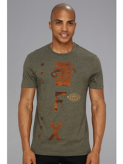 SALE! $15.99 - Save $10 on Fox Broken Physics S S Prem Tee (Military) Apparel - 38.50% OFF $26.00