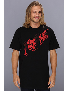 SALE! $15.99 - Save $6 on Fox Maniacal S S Tee (Black) Apparel - 27.32% OFF $22.00