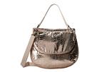 LeSportsac Penelope Crossbody (Rose Gold Foil Snake) Cross Body Handbags