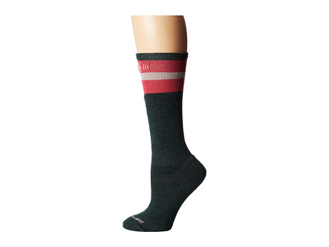 Smartwool - PhD Slopestyle Tube Sock (Bottle Green) Men