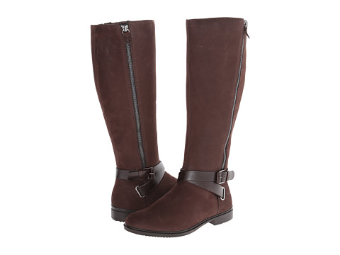 ECCO - Touch 15 Tall Boot (Mocha/Coffee) Women's Boots