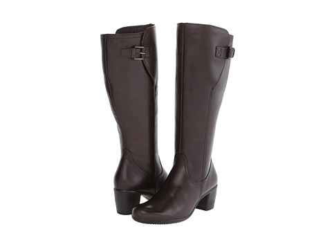 ECCO - Touch 55 Tall Boot (Coffee) Women