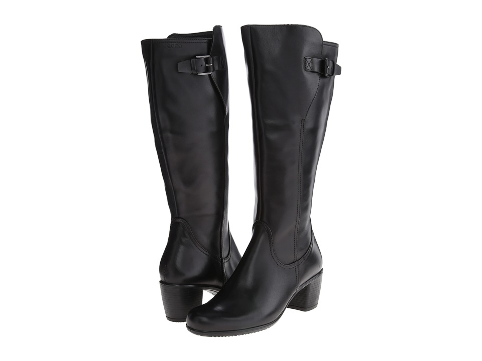 ECCO - Touch 55 Tall Boot (Black) Women's Boots