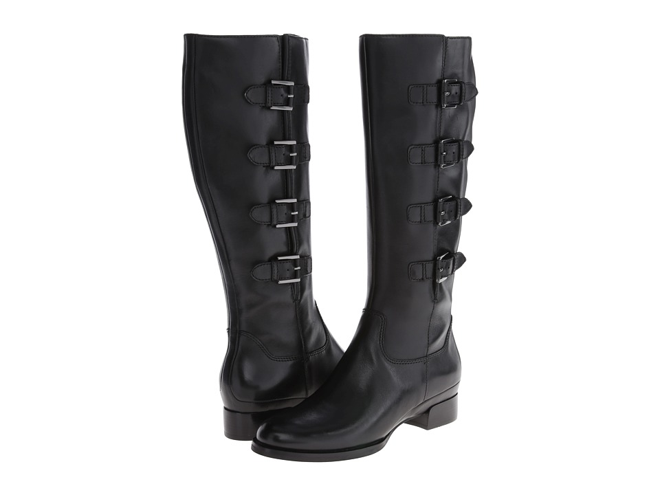 ECCO - Sullivan Buckle Boot (Black) Women