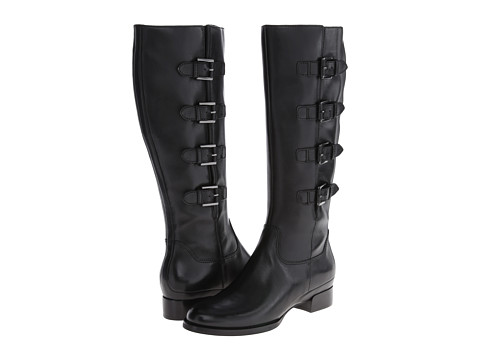 ECCO - Sullivan Buckle Boot (Black) Women's Boots